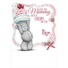 Mummy Me to You Bear Large Mothers Day Card