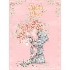 Wonderful Mum Large Me to You Bear Mothers Day Card
