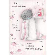 Wonderful Mum Me to You Bear Mothers Day Card
