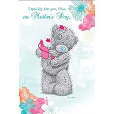 Mum with Perfume Me to You Bear Mothers Day Card