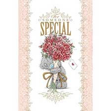 Someone Special Me to You Bear Mothers Day Card