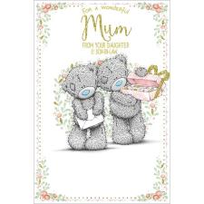 Mum From Daughter & Son In Law Me to You Mothers Day Card