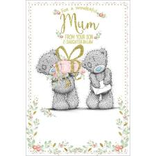 Mum From Son & Daughter In Law Me to You Mothers Day Card