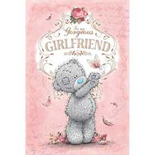 Gorgeous Girlfriend Me to You Bear Mothers Day Card