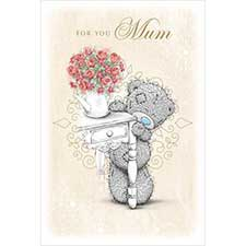 For You Mum Me to You Bear Mothers Day Card
