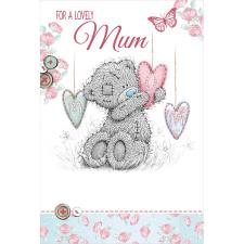 Lovely Mum Me to You Bear Mothers Day Card