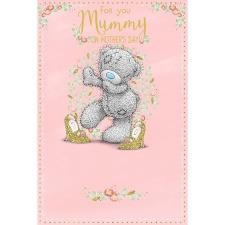 Mummy Bear With Shoes Me to You Bear Mothers Day Card