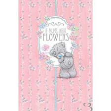 If Mums Were Flowers Pop Up Me to You Bear Mothers Day Card