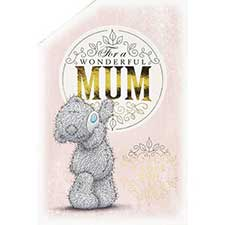 Wonderful Mum Pop Up Me to You Bear Mothers Day Card