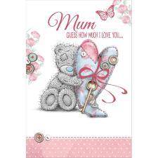 Mum Pop Up Me to You Bear Mothers Day Card