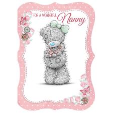 Nanny Me to You Bear Mothers Day Card