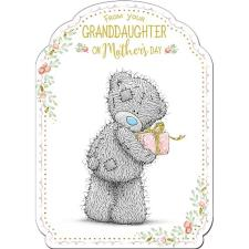 From Your Granddaughter Me to You Bear Mothers Day Card