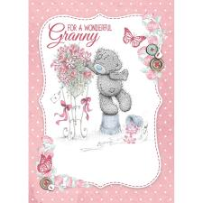 Granny Me to You Bear Mothers Day Card