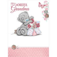 Grandma Me to You Bear Mothers Day Card