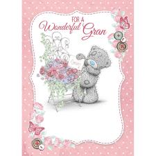 Gran Me to You Bear Mothers Day Card