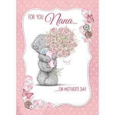 Nana Me to You Bear Mothers Day Card