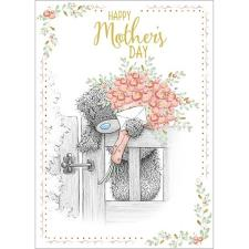 Tatty Teddy At Gate Me to You Bear Mothers Day Card