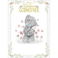 Fabulous Godmother Me to You Bear Mothers Day Card