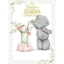 Fabulous Grandma Me to You Bear Mothers Day Card