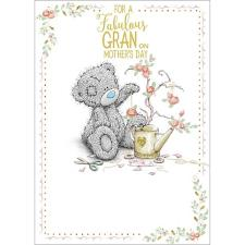 Fabulous Gran Me to You Bear Mothers Day Card