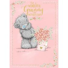 Wonderful Granny Me to You Bear Mothers Day Card