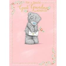 Great Grandma Me to You Bear Mothers Day Card