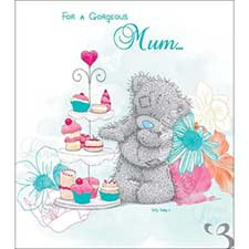 Gorgeous Mum Me to You Bear Mothers Day Card