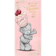 Wonderful Nannie Me to You Bear Mothers Day Card