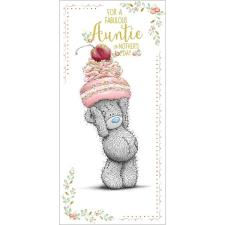Fabulous Auntie Me to You Bear Mothers Day Card