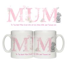 Personalised Me to You MUM Mug
