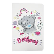 Personalised Me to You Pastel Pop Notebook