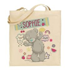 Personalised Me to You Pastel Pop Tote Bag