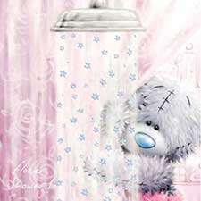Tatty by Shower of Flowers Me to You Bear Mothers Day Card