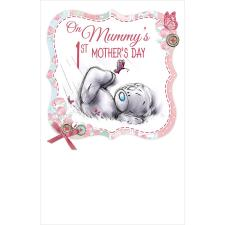 Mummys 1st Mothers Day Me to You Bear Mothers Day Card