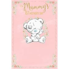 Mummy 1st Mothers Day Me to You Bear Mothers Day Card