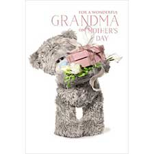 Wonderful Grandma Me to You Bear Mothers Day Card