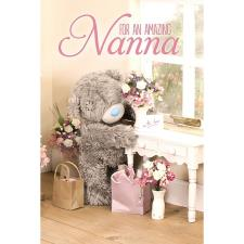 Amazing Nanna Me to You Bear Mothers Day Card