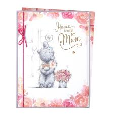 Mum Me to You Bear Luxury Boxed Card