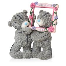 Pretty As A Picture Mum Me to You Bear Figurine (December Pre-Order)