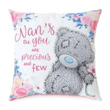 Nan's Like You Me to You Bear Square Cushion