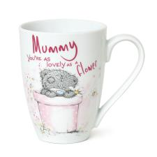 Mummy As Lovely As A Flower Me to You Bear Mug