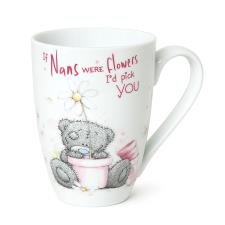 If Nans Were Flowers Me to You Bear Mug