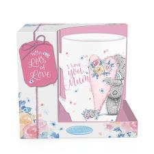 I Love You Mum Me to You Bear Boxed Mug