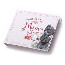 Mum Me to You Bear Post It Notes Book