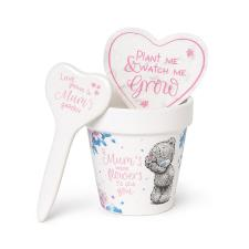 Me to You Bear Mum Garden Pot & Seeds Gift Set