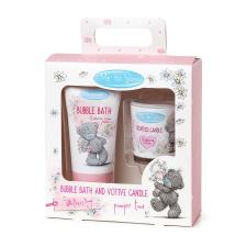 Mother's Day Bubble Bath & Votive Candle Me to You Bear Gift Set