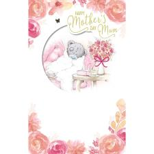 Happy Mother's Day Mum Me to You Bear Mother's Day Card