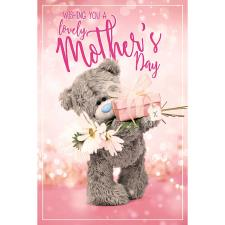 3D Holographic Lovely Mother's Day Me to You Mother's Day Card