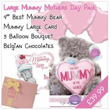 Large Mummy Mothers Day Pack