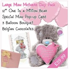 Large Mum Mothers Day Pack